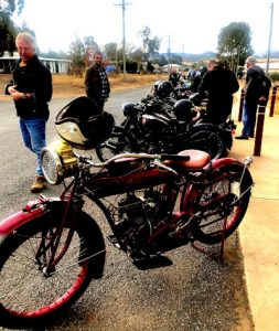 Motorcycle Clubs are welcome at the Crown Hotel Mryvale Queensland