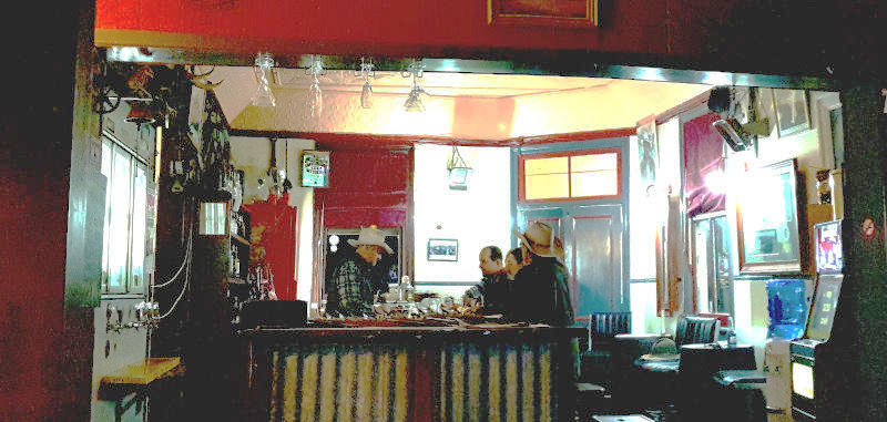The Public Bar at the Crown Hotel Maryvale Queensland